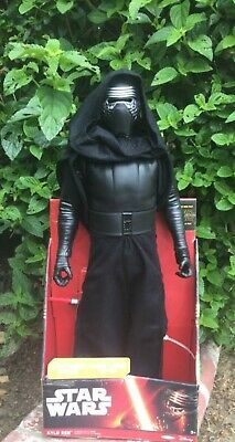 """Action figure Star Wars The Force Awakens  """"18 In""""  collectible """" Kylo Ren"""""""