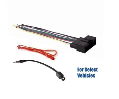 JEEP RADIO Aftermarket Stereo to Antenna Adapter Wire Harness Plug 1997-2010