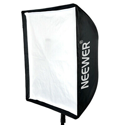 Neewer 24'X36'/60cmX90cm Speedlite, Estudio Flash, Speedlight y paraguas Softbox