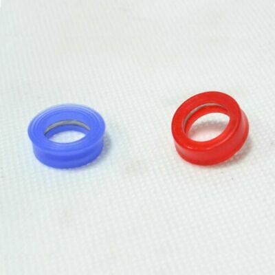 """Set of 2 Replacement Ceramic Rubber Tap Washer Seal Gasket for Kitchen Sink 1/2"""""""