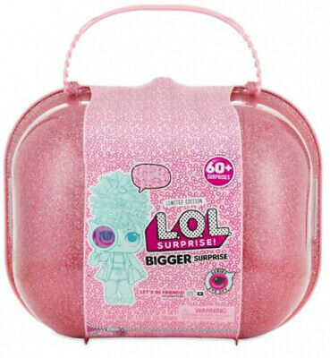 LOL Bigger Surprise! Collectible Dolls Limited Edition Eye Spy Series Kids Toy