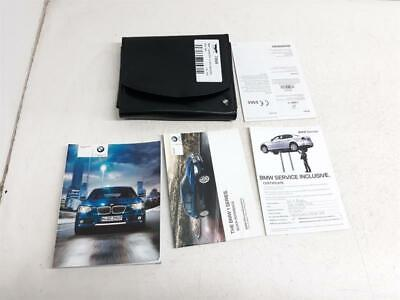 BMW 1 Series F20 2011 To 2015 Manual Wallet Car Vehicle Book Pack+WARRANTY