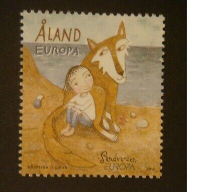 Aland 2010 - Europa Children's Books Mnh