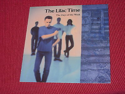"""The Lilac Time:  The Days of the week  7""""  New ex shop stock"""