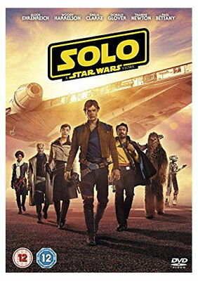 Solo: A Star Wars Story [DVD] [2018] [New DVD]