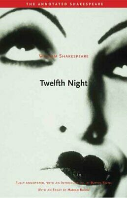 Twelfth Night: or, What You Will by William Shakespeare (Paperback, 2007)