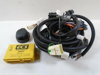 Genuine Fiat Full back Tow Bar Electrical Kit 71807536 13 PIN DC-HARNESS