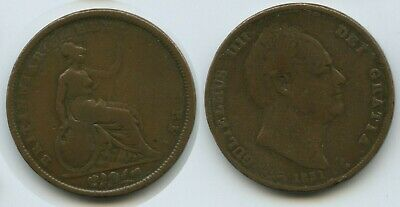 G16238 - Großbritannien 1 Penny 1831 KM#707 William IV. 1830-1837 Great Britain