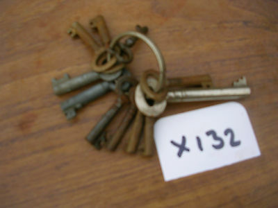 Job Lot Of Cabinet Keys