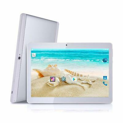 10.1'' Tablet PC Android6.0 Octa Core 4G RAM 64G ROM HD WIFI Dual Sim 3G Phablet