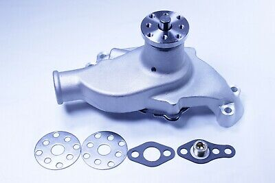 Chevy SBC High Volume Short Water Pump High Flow Small Block 283,327,350,383 400
