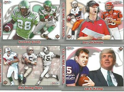 2019 Jogo Cfl Alumni Complete Series 23 Set #452-471 120 Sets Made Dickenson