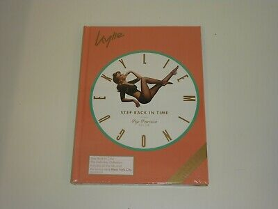 Kylie Minogue - Step Back In Time Deluxe 2Cd Set Mint/Sealed + Free Uk P&P