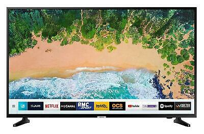 "Samsung UE43NU7025 Smart TV 43"" Pulgadas 4K Ultra HD LED Wifi Negro"