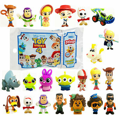 Disney Pixar Toy Story 4 Minis Series 1 and 2 Figures *CHOOSE YOUR FAVOURITE*
