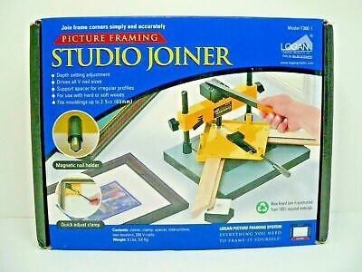 *LOGAN F300-1 Picture Framing Studio Joiner BRAND NEW IN FACTORY BOX