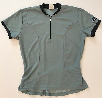 New Purple ZOIC Headland Sportwool Short Sleeve Jersey...Women/'s Medium
