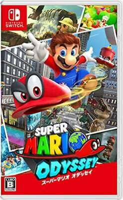 Super Mario Odyssey-Switch Video Game NINTENDO