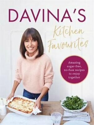 Davina's Sugar-Free Family Cookbook by Davina McCall (2018, Hardcover)
