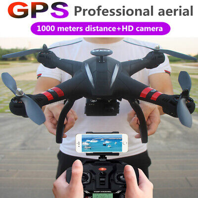 XYCQ X22 FPV RC Drone With 1080P 4K HD Camera GPS WIFI Brushless Quadcopter