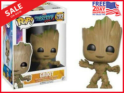 Funko POP Movies: Guardians of the Galaxy 2 Toddler Groot Toy