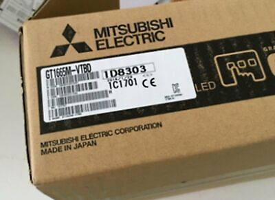 1PC Mitsubishi Touchscreen GT1665M-VTBD new in box One Year Warranty