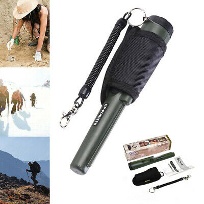 LATEST GP-POINTER Pin Pointer Probe Metal Detector Automatic Tuning Holster