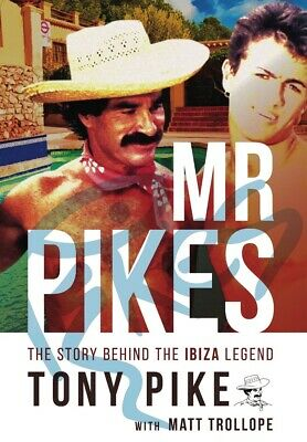 IBIZA'S Mr Pikes Gift Pack inc. Bookmark & Two Vintage Wall Quotes.