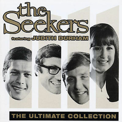 THE SEEKERS FEATURING JUDITH DURHAM The Ultimate Collection CD BRAND NEW