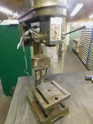 """5 Speed Bench Top Drill Press with 2-1/2"""" Vise"""