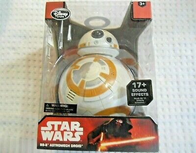 Disney Store Star Wars BB-8 Astromech Droid The Force Awakens Action Figure