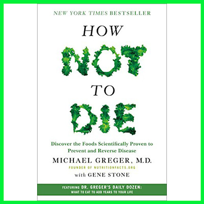 How Not to Die Discover the Foods Scientificaly(E-book){PDF}⚡Fast Delivery(10s)⚡