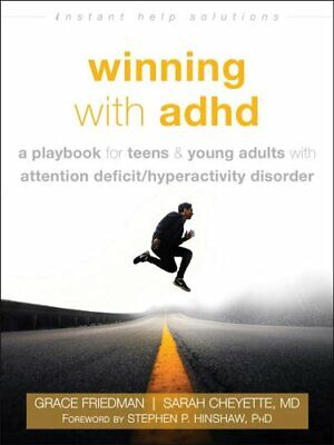 Winning with ADHD A Playbook for Teens and Young Adults with At... 9781684031658
