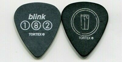 BLINK 182 2002 Take Off Tour Guitar Pick!!! MARK HOPPUS custom concert stage #1