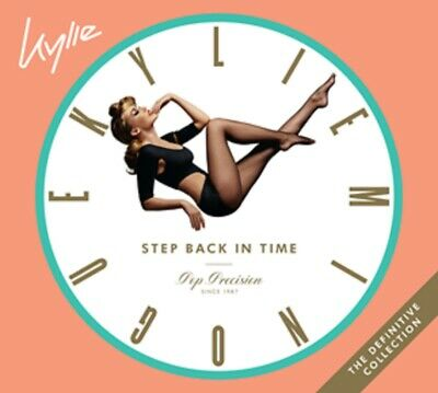 Kylie Minogue - Step Back In Time - New Mint Green Vinyl 2LP - Out Now