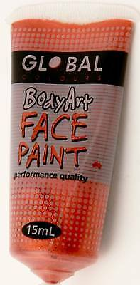 METALLIC COPPER - FACE & BODY PAINT - 15ml Tube