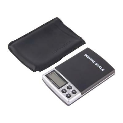 Portable Digital Pocket Weighing Balance 2000g/0.1g Scale Precision LCD Jewelry