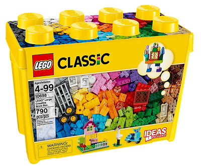Lego 10698 Classic Large Creative Brick Box ~NEW~