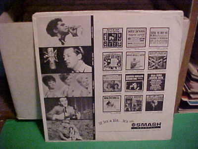 Original Vintage Smash Records Inner Sleeve Only No Record 12 Inch