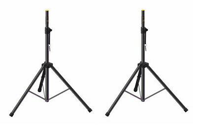 Hercules SS200BB PA Speaker Stands in Bag (Pair)
