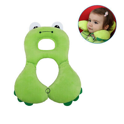 Baby Headrest & Neck Support Pillow, Infant Comfortable Stroller Head Support