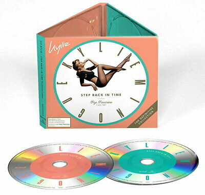 Kylie Minogue - Step Back In Time: The Definitive Collection (Double CD) [New CD