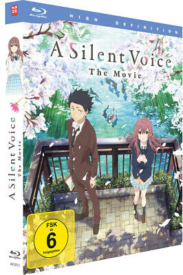 A Silent Voice - Blu-ray Deluxe Edition, Naoko Yamada