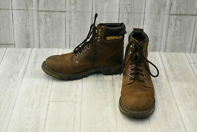 CAT Second Shift Soft Toe Work Boot - Men's Size 11 - Brown