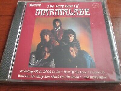Marmalade - The Very Best Of Marmalade [CD] NEW AND SEALED