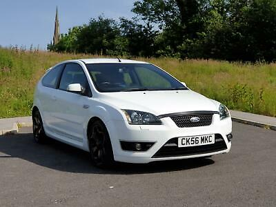2006 Ford Focus 2.5 ST-2 225 SIV ST3 *WHITE*REMAPPED* CALL 07850135208 TILL 10PM