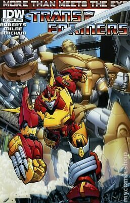 Transformers More than Meets the Eye (IDW) #17B 2013 FN Stock Image
