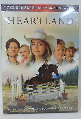 NEW & SEALED CBC Heartland Season 11 English Subtitles DVD Complete Box Set