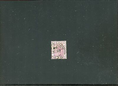 Lot 78171 Used 19  Gold Coast Stamp From British Colony Queen Victoria