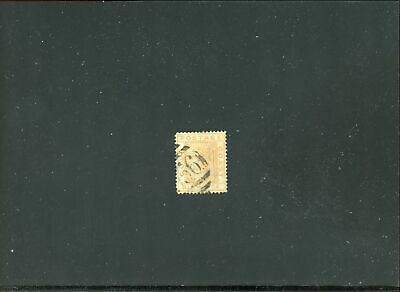 Lot 78174 Used 18 Gold Coast Stamp From British Colony Queen Victoria